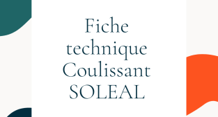 SOLEAL : le coulissant universel