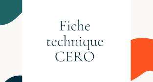 Fiche technique Coulissant minimaliste CERO de Solarlux