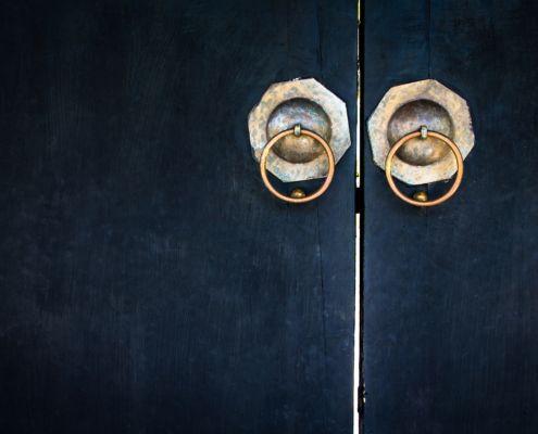 Installation porte d'entrée marseille