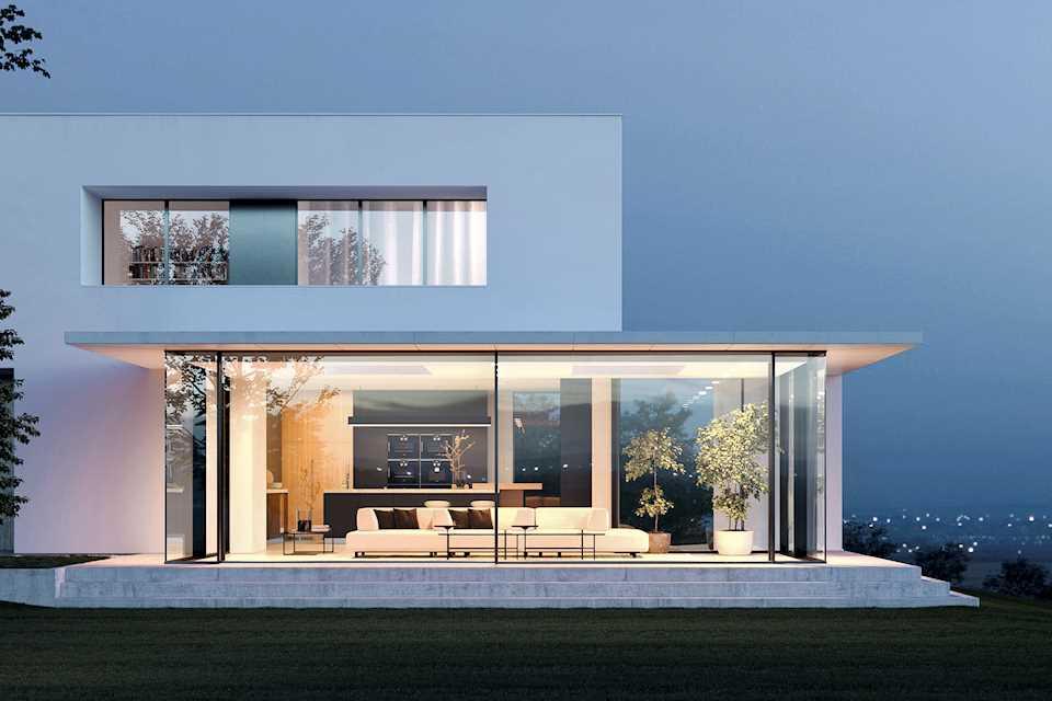 Terrassendach Aluminium wärmegedämmt - SDL Atrium plus - Solarlux